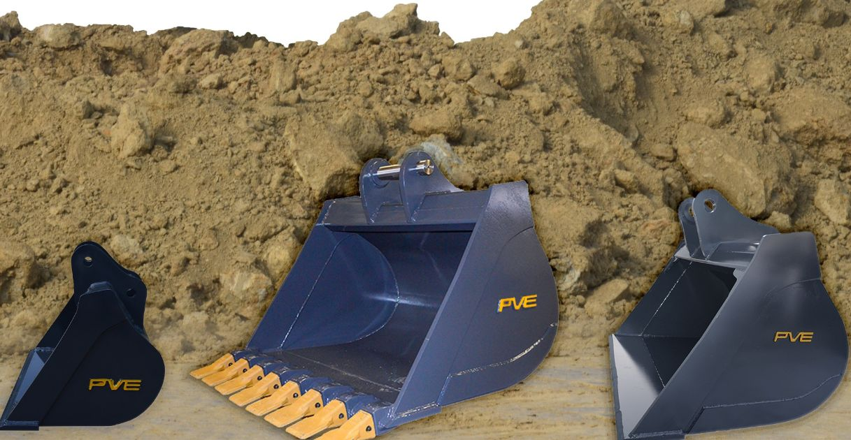 Our Excavator and Backhoe Bucket Innovations