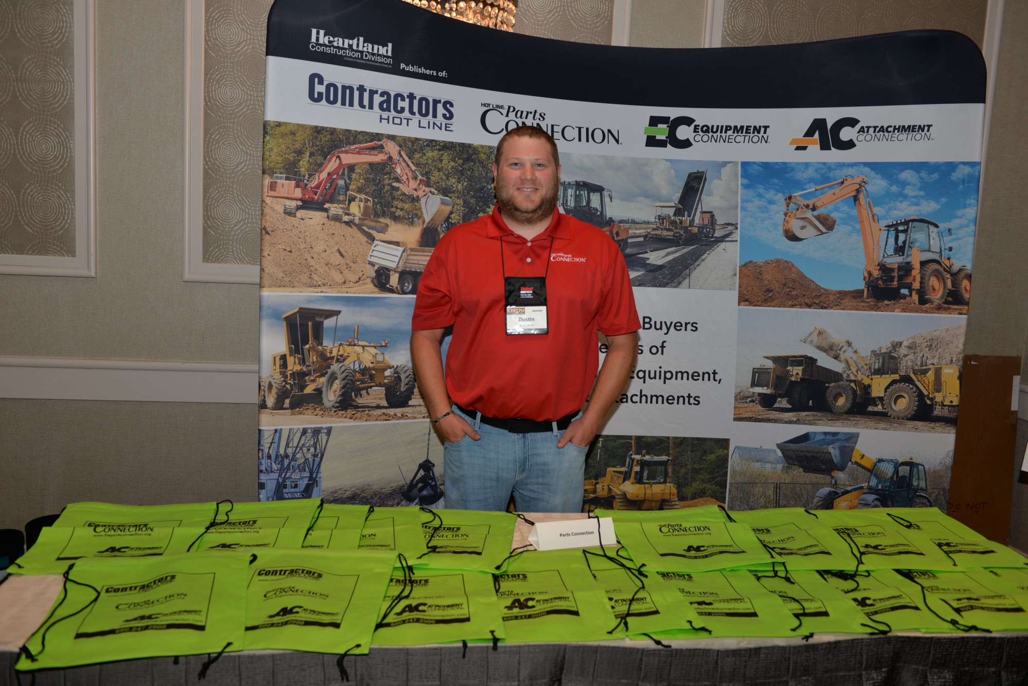 upn convention, resources, professionals, development, network, paint valley equipment