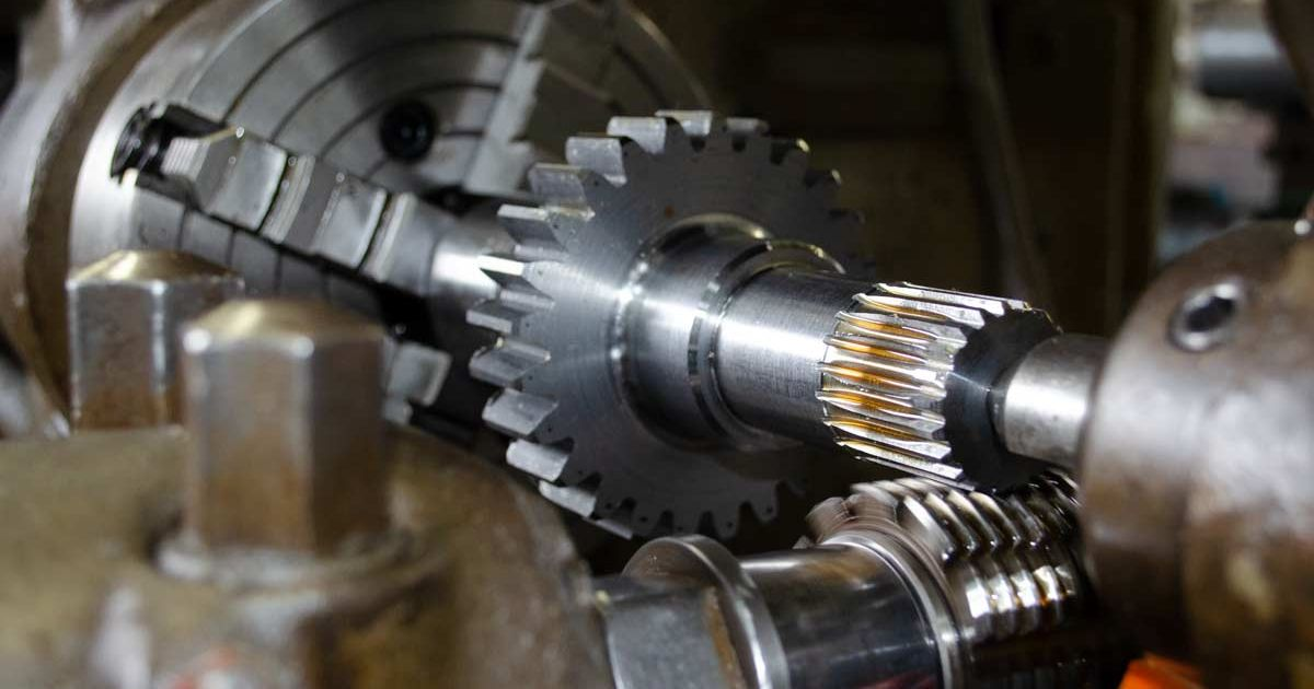 Paint Valley Equipment Is Now Producing Gears