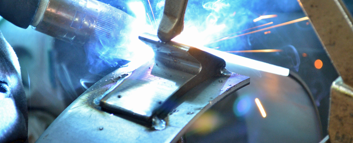 Manufacturing Process Welding